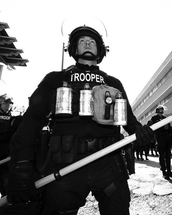 Police officer.