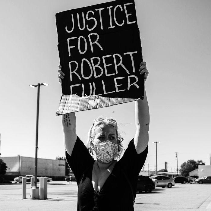 Justice for Robert Fuller.
