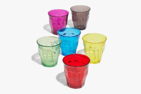 Duralex USA Picardie Tempered Glass Tumblers Set