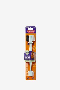 Red Professional Edge Boar Fixer Brush (4 in 1)
