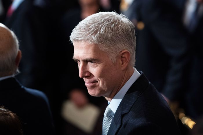 Gorsuch wotes with liberals in two criminal cases
