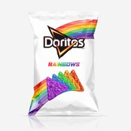 Go Buy a Bag of These Doritos Rainbows to Support LGBT Causes