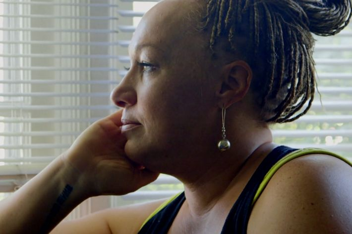 in the summer of 2015 rachel dolezal exploded out of anonymity transforming from a public figure of limited local impact a civil rights activist and