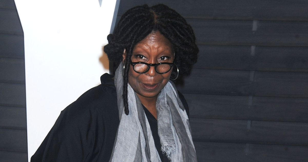 Whoopi Goldberg about glamor: Yes, you look at me Well, how can a star look like that 99