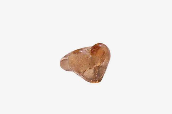Corazón Glass Ring