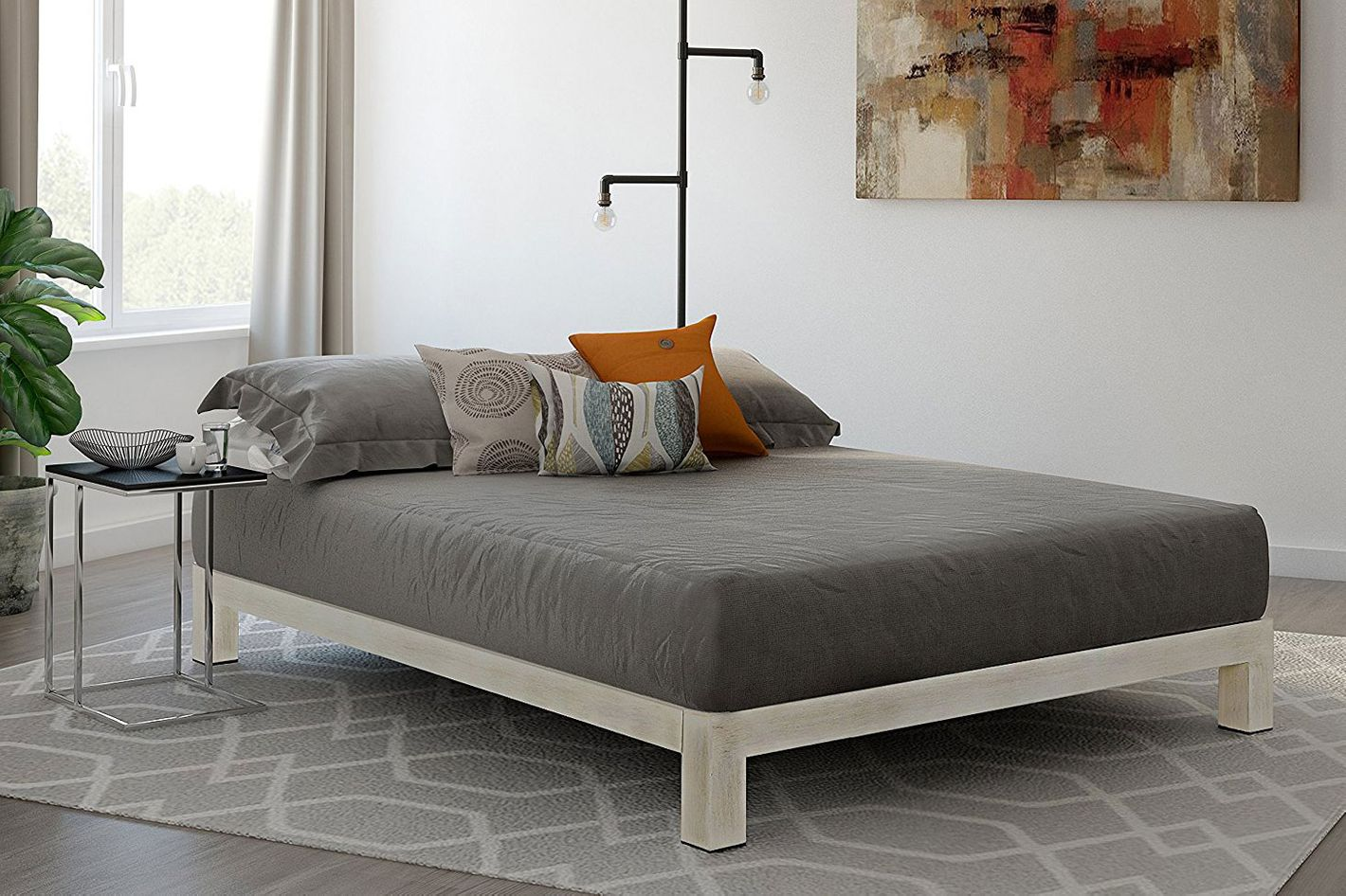 12 Best Metal Bed Frames 2018