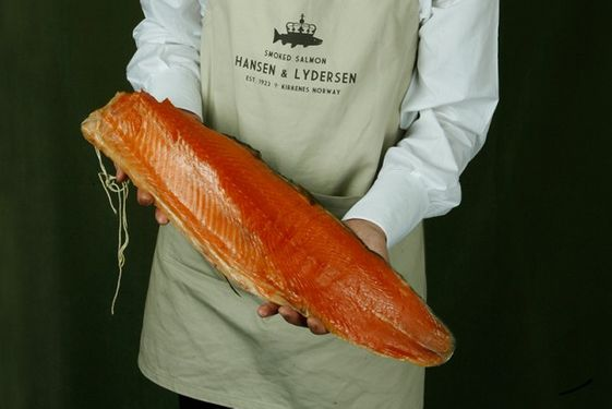 You might not want to miss this one if you like smoked fish.