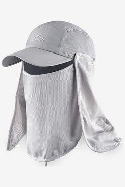 ELLEWIN Fishing Hat Sun Cap UPF 50+