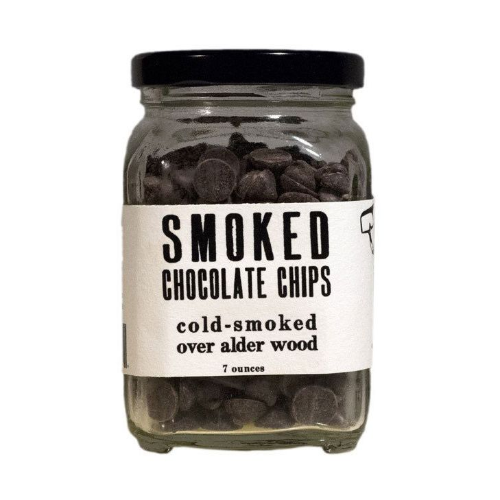 Hot Cakes Smoked Chocolate Chips