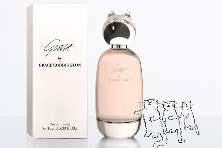 Grace Coddington, the perfume.