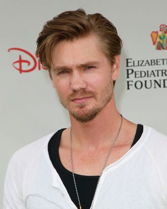 LOS ANGELES, CA - JUNE 12: Actor Chad Michael Murray attends the Elizabeth Glaser Pediatric AIDS Foundation's