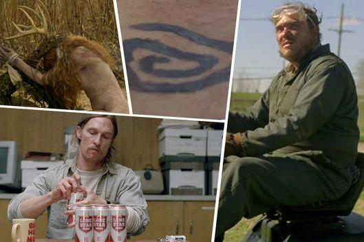True detective glossary vulture for True detective tattoo
