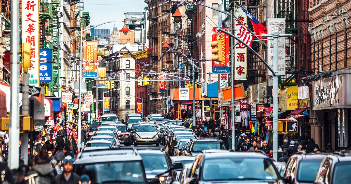 How High Fashion Has Begun Colonizing Canal Street