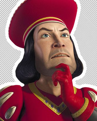 Lord Farquaad Is A Style Icon