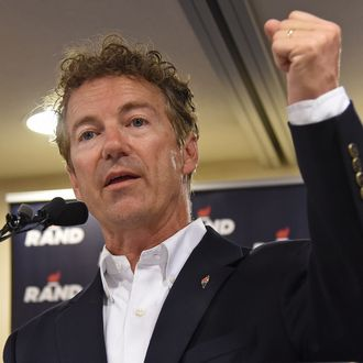 Presidential Candidate Rand Paul
