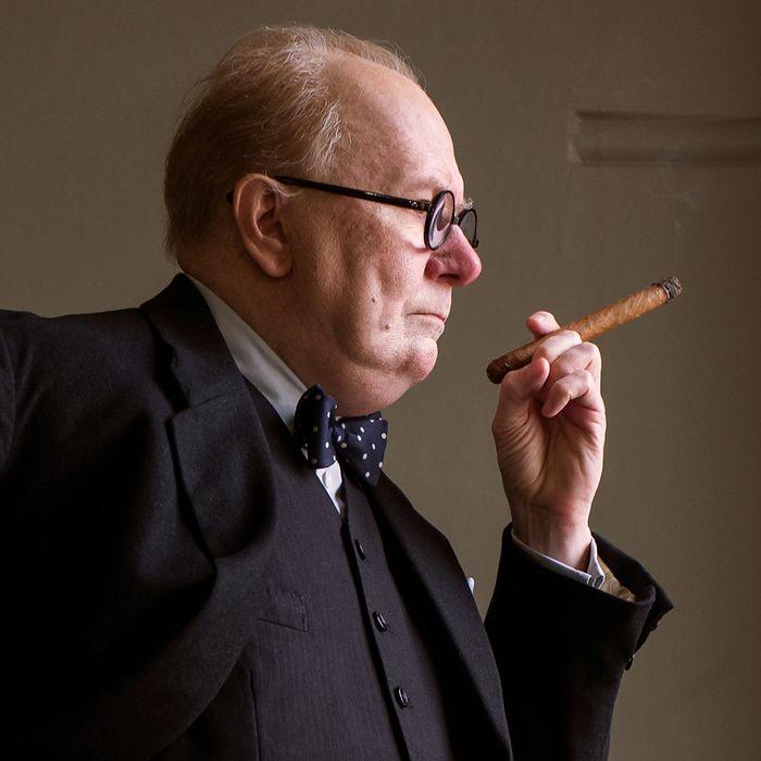 How Gary Oldman Became Winston Churchill in Darkest Hour