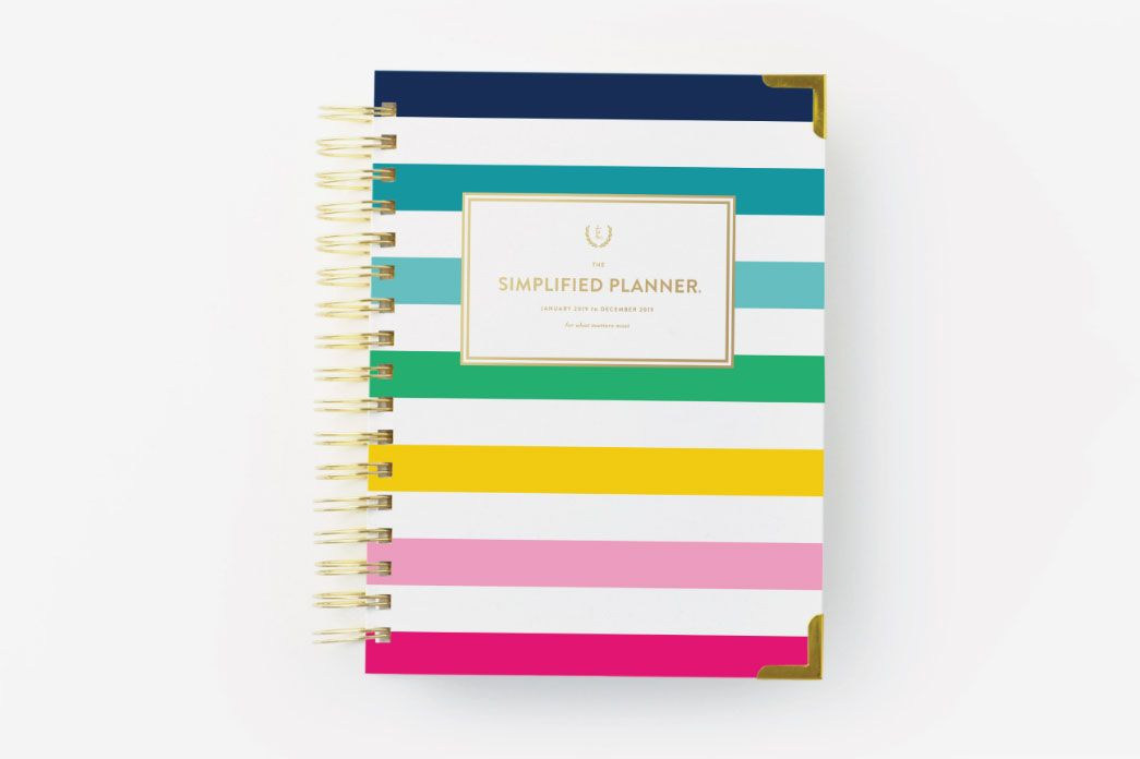 Emily Ley Simplified Planner 2018