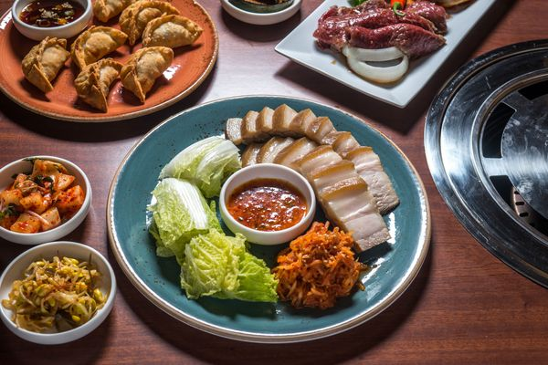 Korean Barbecue and Karaoke Palace Insa Opens Tonight in Gowanus