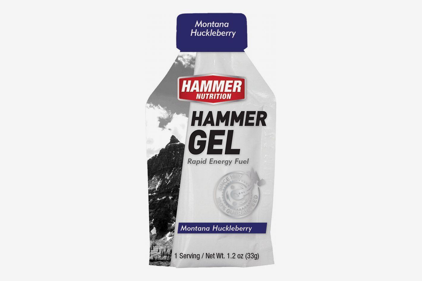 Hammer Nutrition Energy Gel Montana Huckleberry