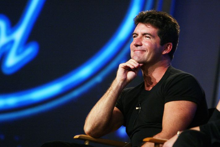 FOX 2002 Summer TCA Tour - 7/22/02- American Idol
