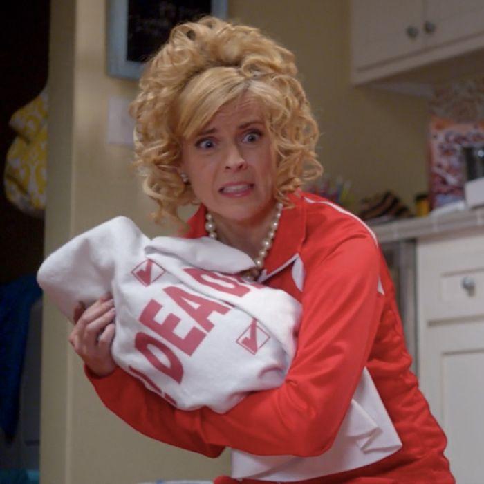 Maria Bamford as Maria.