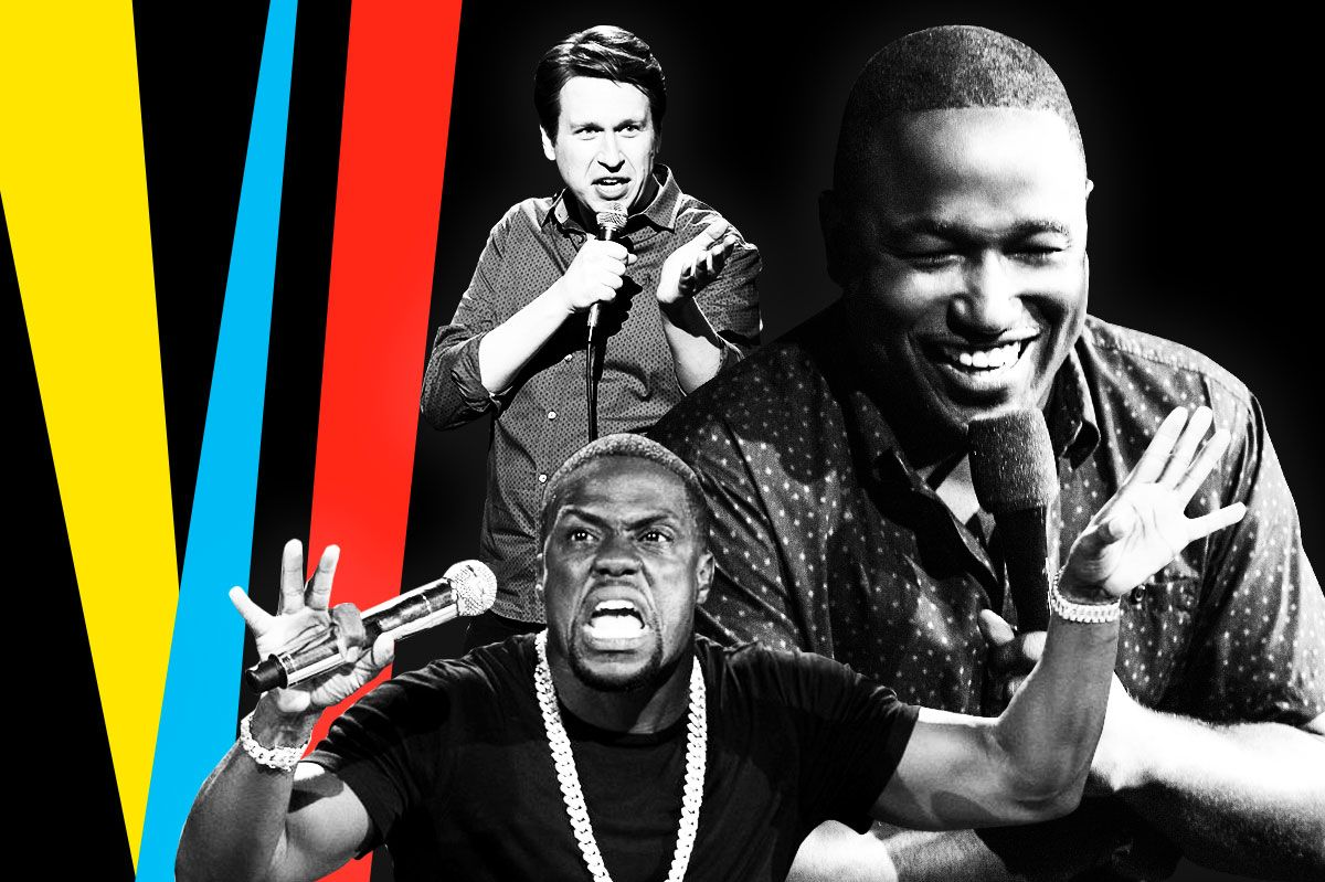 The 10 Best Stand-up Comedy Specials of 2016