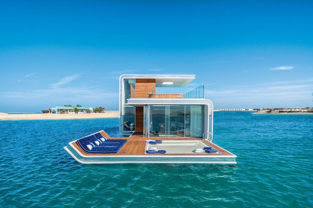 The Model Houseboat