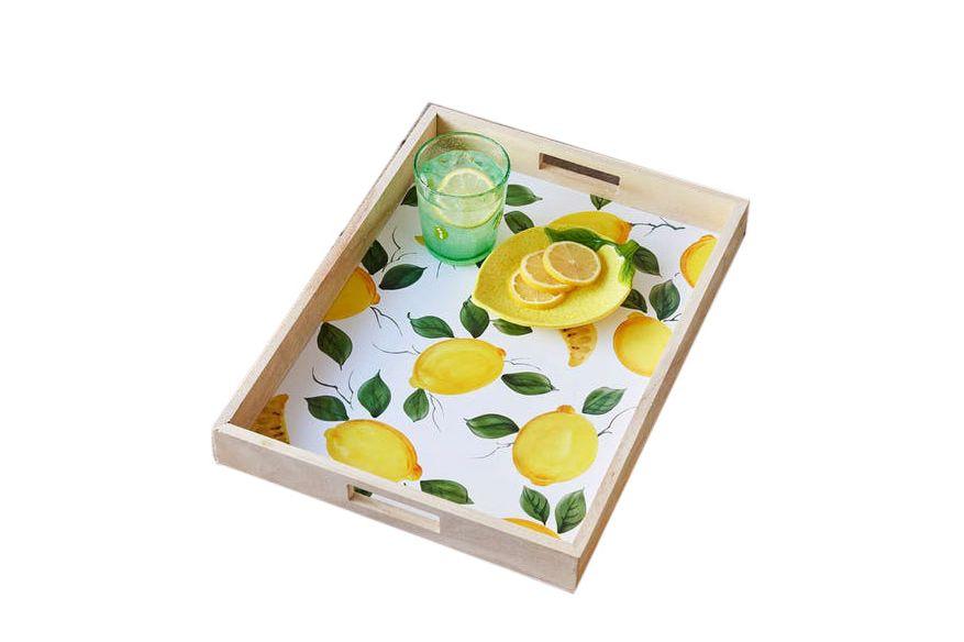 Sur La Table Lemon Rectangular Tray