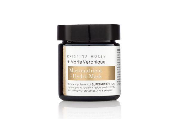 Marie Veronique x Kristina Holey Micronutrient + Hydro Mask