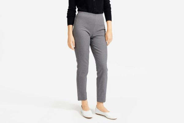 Everlane The Side-Zip Work Pant