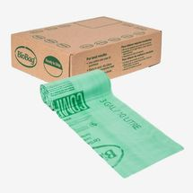 BioBag 3-Gallon Compostable Bags (100-Count)