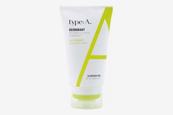 Type:A Deodorant - The Visionary