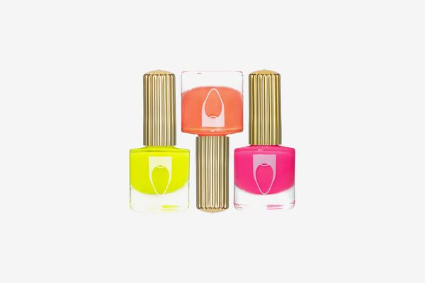 Floss Gloss Neon Drip Trip Set of 3 Nail Lacquers