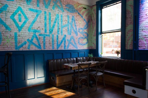 First Look at Brazilian-Inspired Cozinha Latina, Opening Next Week in Greenpoint