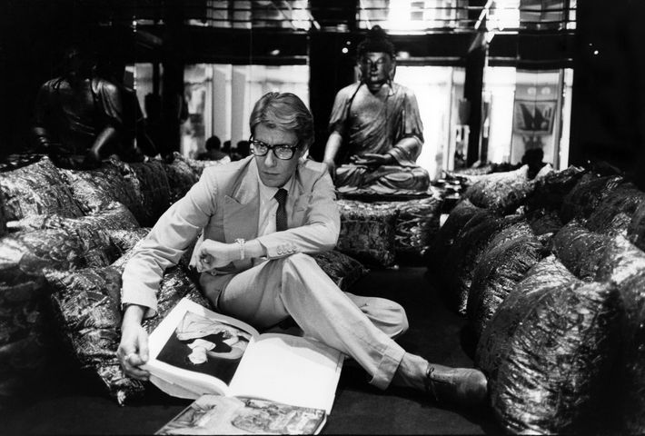 A New Exhibit Traces Yves Saint Laurent s Career 820f812891b