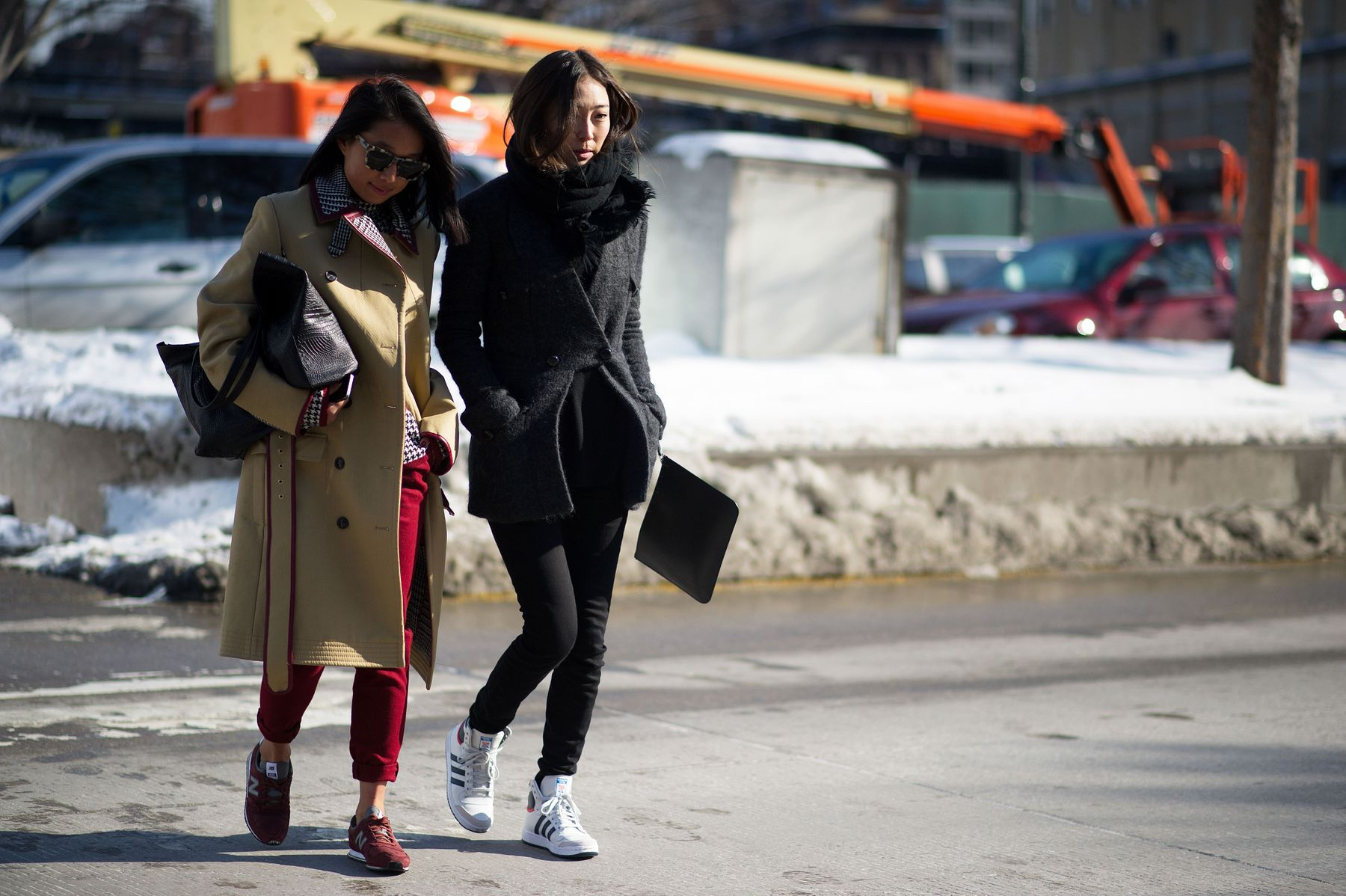 Margaret Zhang and Jayne Min