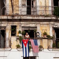 U.S. & Cuba Formally Restore Diplomatic Relations, Open Embassies