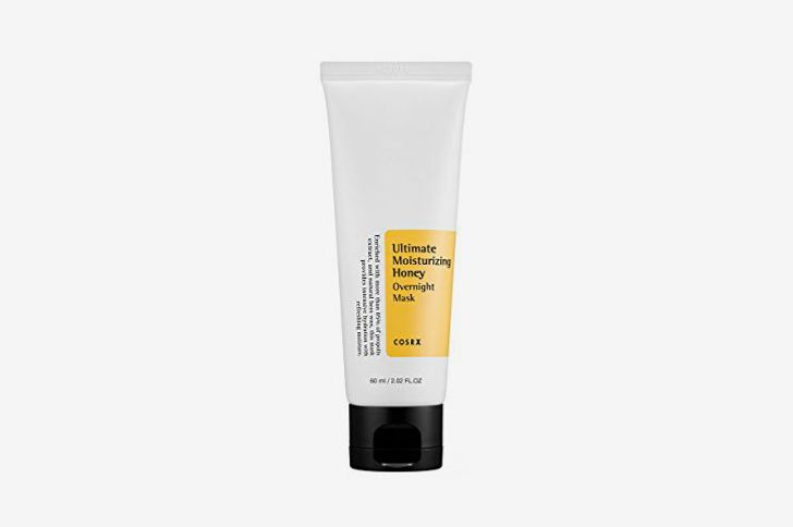 Corsx Ultimate Moisturizing Honey Overnight Mask