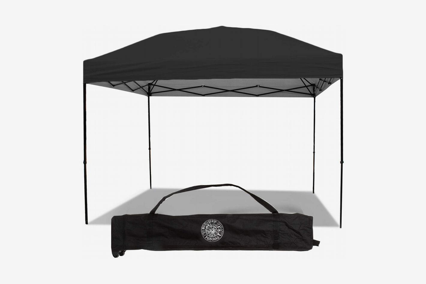Punchau Pop Up Canopy Tent, 10-Feet by 10-Feet