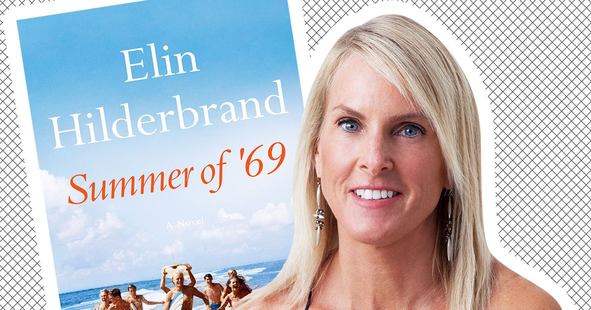 """How Elin Hilderbrand Became The Queen Of """"Beach Reads"""""""