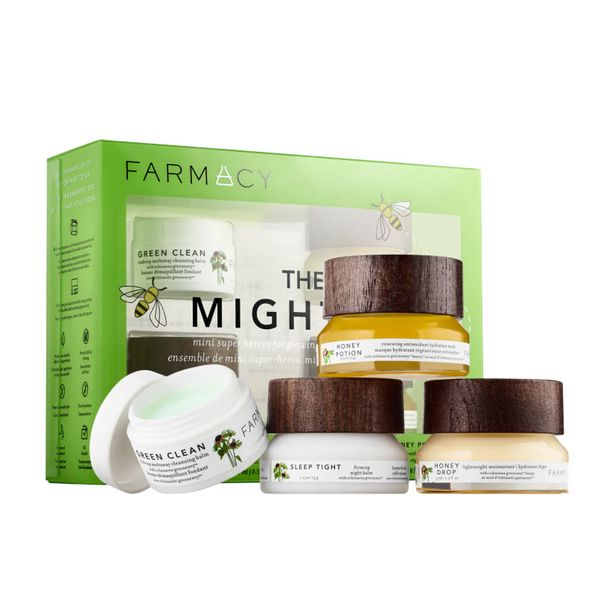FARMACY The Mighties Antioxidant Powered Hydration Kit