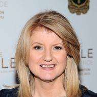 "Arianna Huffington attends ""The Bible Experience"" Opening Night Gala at The Bible Experience on March 19, 2013 in New York City."