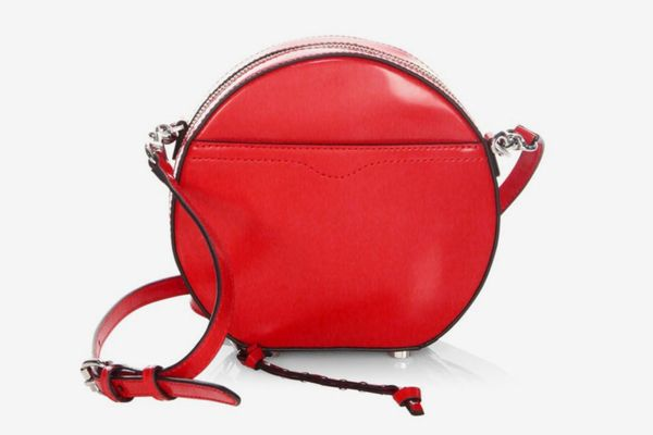 Rebecca Minkoff Boston Circle Leather Mini Bag