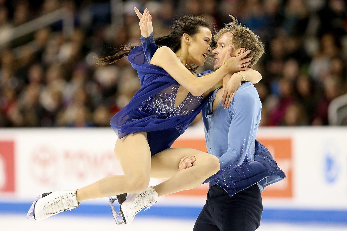 us ice dancing team dating