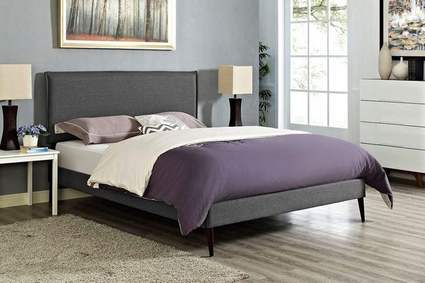 Camille Tapered Leg Bed