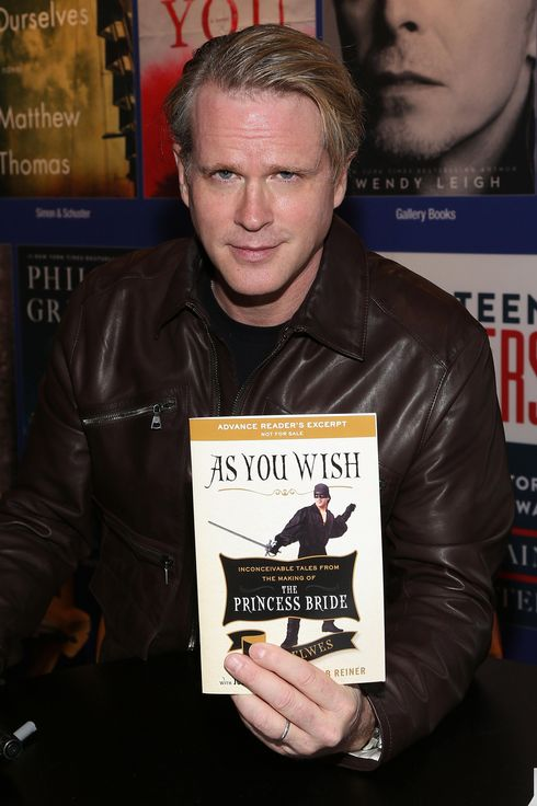 Actor Cary Elwes attends day 3 of the 2014 Bookexpo America at The Jacob K. Javits Convention Center on May 31, 2014 in New York City.