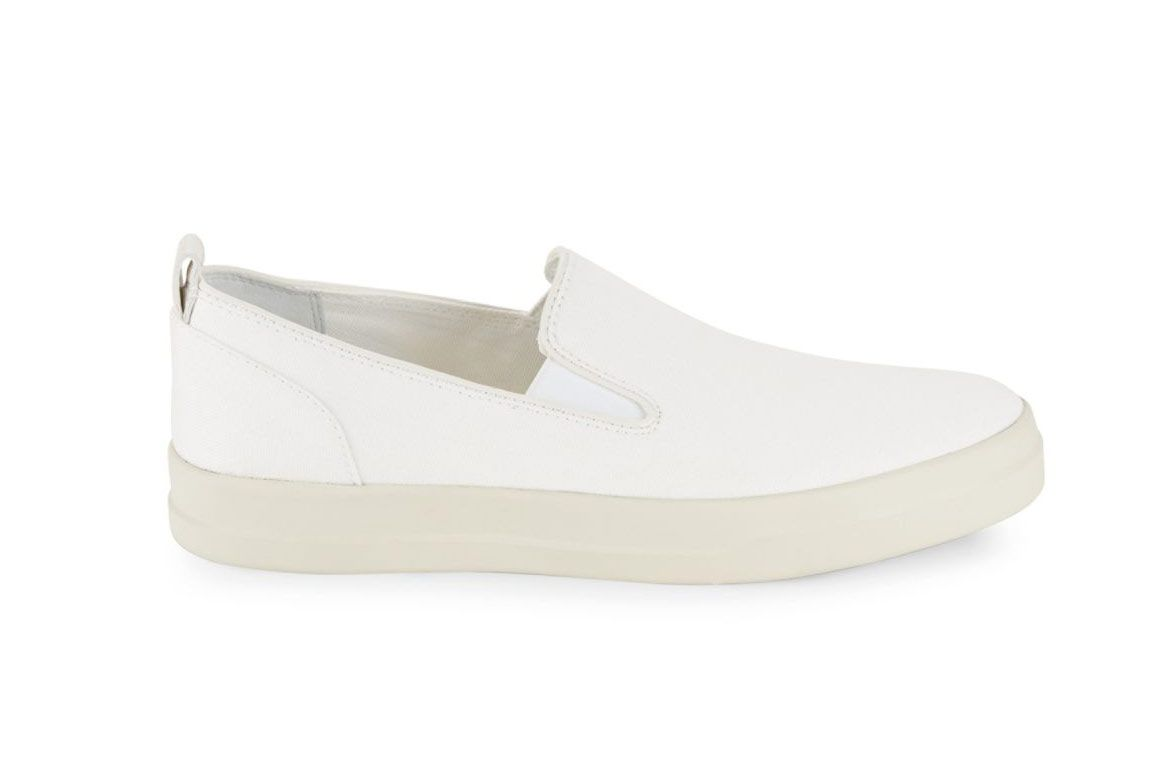 Vince Carson Canvas Slip-Ons