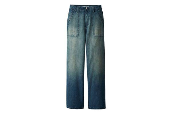 Women JWA Denim Work Pants