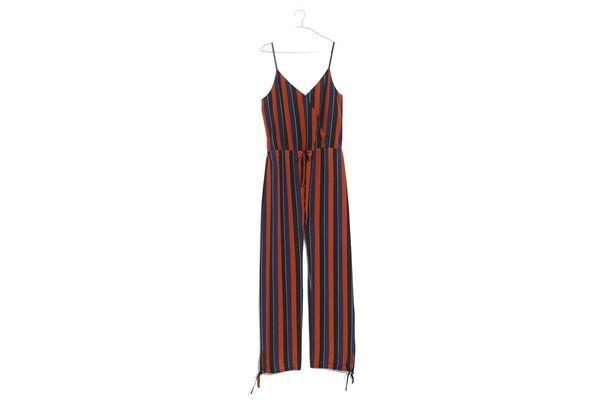 Madewell x No.6 Silk Playa Cami Jumpsuit