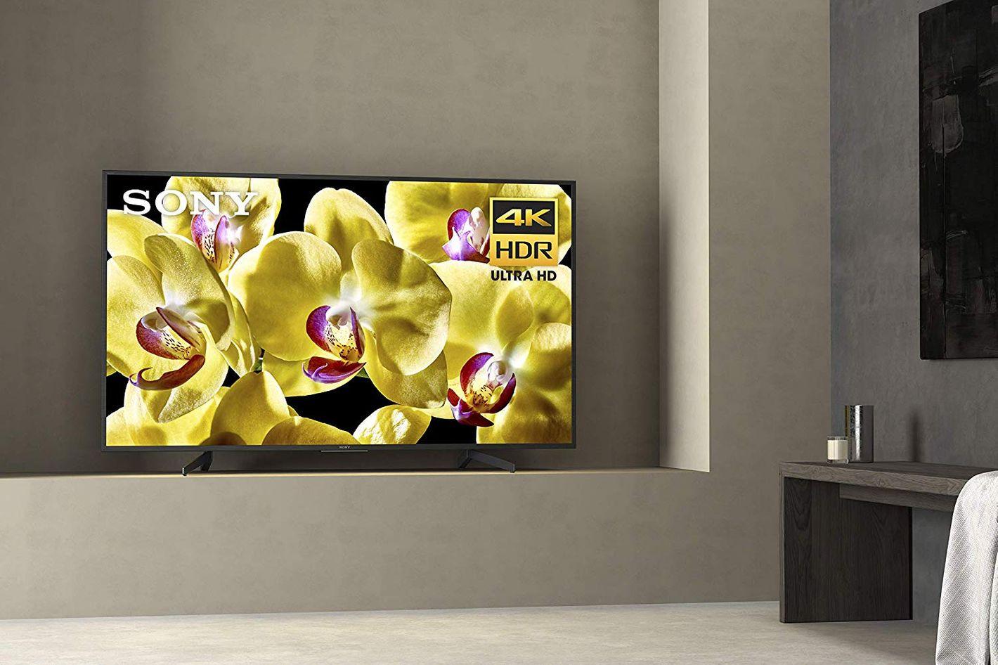 Sony XBR-55X800G 55-Inch 4K Ultra HD LED TV